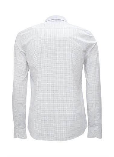 Lufian Romis Smart Gömlek Slim Fit  Lacivert